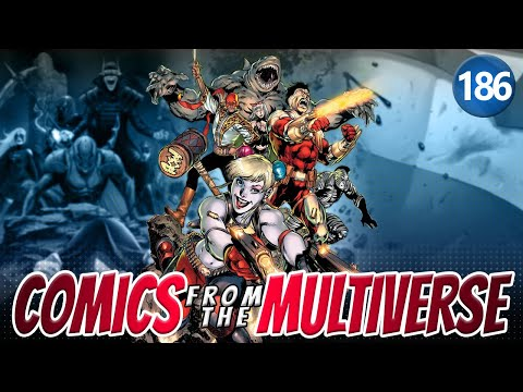 Comics From The Multiverse #186: Doomsday Clock Final Issue (DC Comics Podcast)