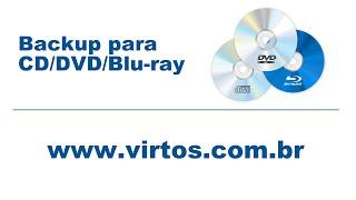 Backup CD/DVD/Blu-ray
