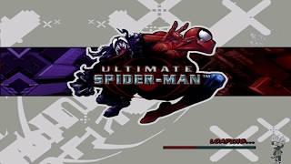 Ultimate Spiderman capítulo 1#la antorcha humana.