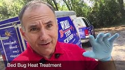 Bed Bug Heat Treatment, Panama City, FL - Arrow Pest Service