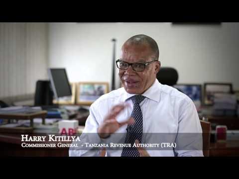 Tanzania Revenue Authority (TRA) - Dubai City 7 TV - World Business Report