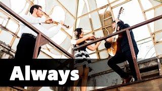 Always (Bon Jovi) | Música Instrumental para Casamentos em Juiz de Fora e Região