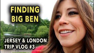 London - Finding Big Ben