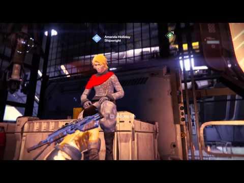 Destiny - Amanda's Kinky Augmented Combustion Roller