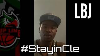 Lebron leaving Cleveland will affect his legacy! Why he should stay in Cle!
