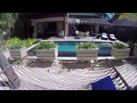 Tropical Island beach paradise -  luxe escapes