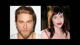 Charlie Hunnam Girlfriend Morgana McNelis