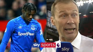 Duncan Ferguson explains bizarre reasoning for substituting Moise Kean off after 18 minutes