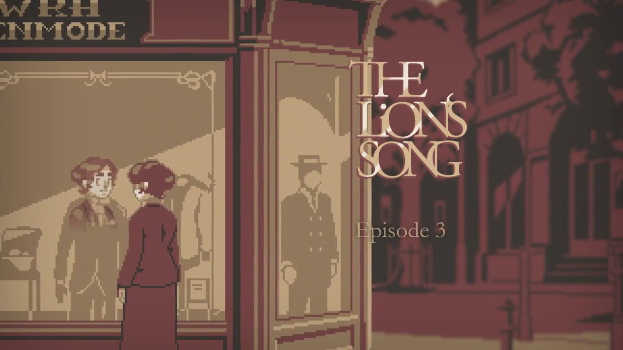 Image result for the lion's song episode 3 derivation