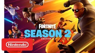 Download Fortnite Chapter 2: Season 2 - Cinematic Trailer - Nintendo Switch Mp3 and Videos