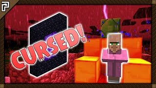 ⚡️ Minecraft | PYTHON'S WORLD IS CURSED!