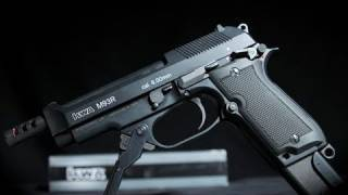 KWA M93R GBB review by Alleyway Airsoft