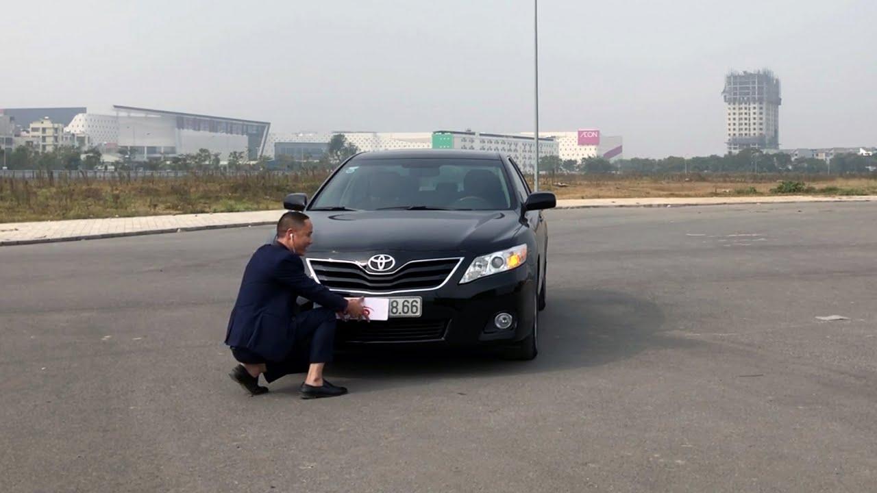 Toyota Camry LE 2010 nhập Mỹ 2.5  Biển Hà Nội [0905608883]
