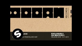Ellrich & Plaice - Bittersweet (Patrick Plaice & Frank Ellrich Mix)