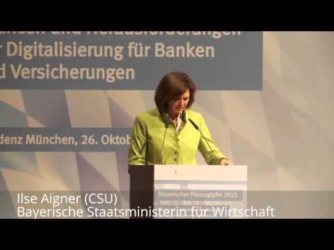 Bayern bietet Versicherern Digital-Pakt an