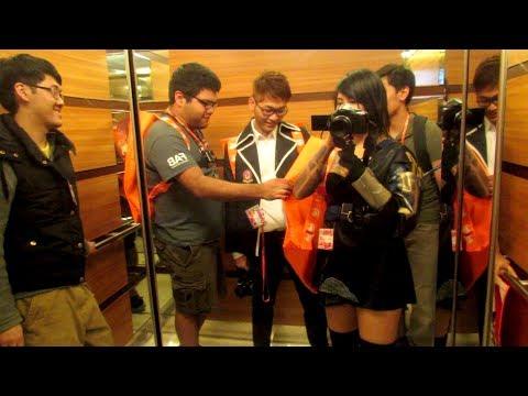 SAKURA CON 2017 vlog | metaphoricalgirl
