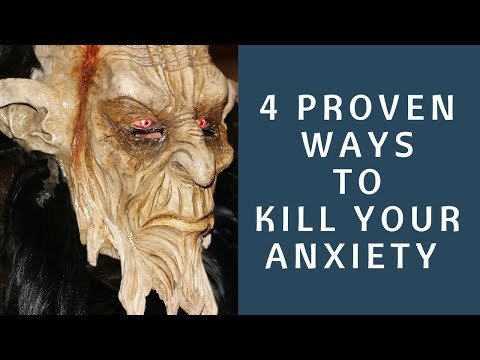Natural remedies for anxiety and stress | TOP 4 things [That WORKS]