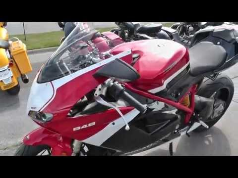 021377 - 2012 Ducati 848 EVO - Used Motorcycle For Sale