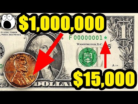 Top 10 Ways You Can Spot RARE Valuable Money In Your Wallet