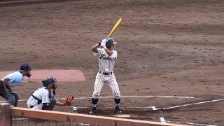 豊田 寛 (神奈川・東海大相模高校) 178cm80kg 右右 2年生 3番ライト.