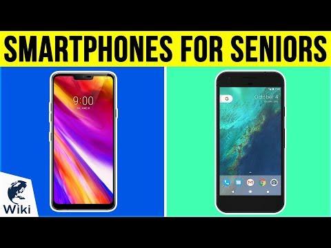 10-best-smartphones-for-seniors-2019