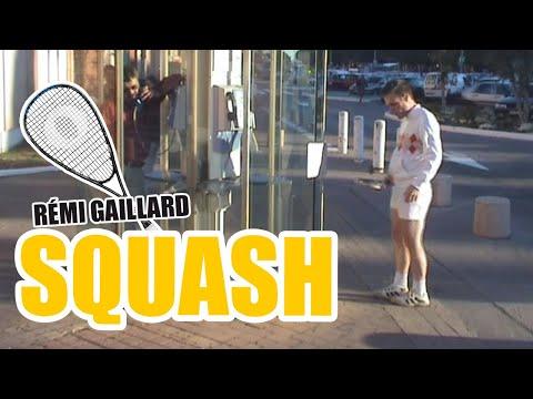 SQUASH (REMI GAILLARD)