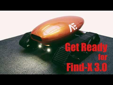 FIND-X 3.0 teaser