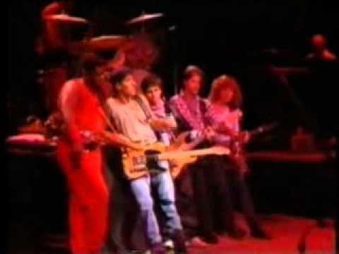 R I P Clarence Clemons- Bruce Springsteen Introduces Clarence Clemons - Paris June 29 /1985