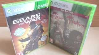 Unboxing Gears of War 2 + Dead Island/- Riptide  [Xbox 360] (German)
