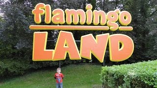 Flamingo Land - Full Tour