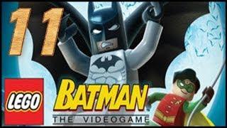 Zagrajmy w LEGO Batman The Video Game odc.11 Strach na wróble