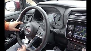 Propilot Nissan Leaf -  Обзор автопилота из США!