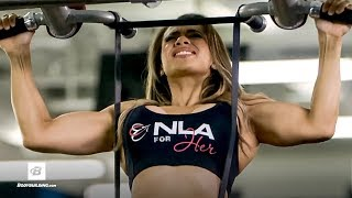 Build Your Back & Biceps with Lais DeLeon