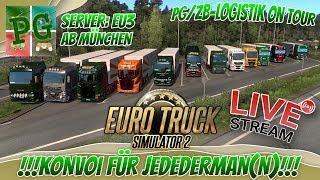 """Deutschland-Tour mit """"Odi"""" und MAN EURO 6 🚚😱│ETS2 LIVE🔴 [GER][HD]│Euro Truck Simulator 2 - ETS 2"""