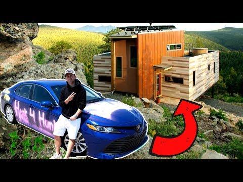 Roadtrip To Colorado Shipping Container House !