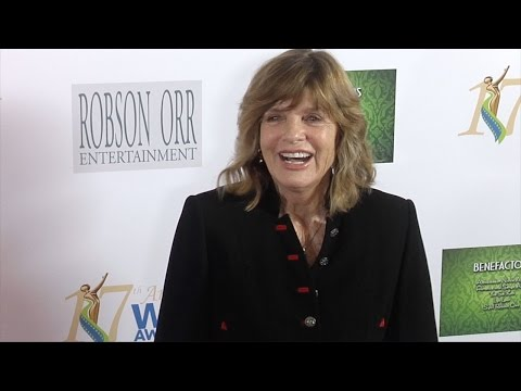 Katharine Ross 17th Annual Women's  Awards Red Carpet in Los Angeles