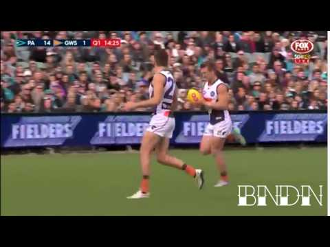 AFL - GWS Giants - Rhys Palmer's Greatest Goal
