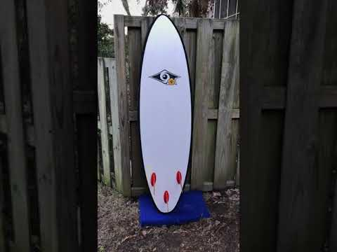 6' BIC - Red Used Soft Beginner Surfboard - shredseason.com