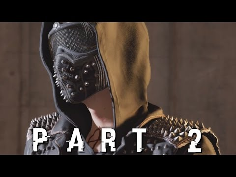 Watch Dogs 2 Walkthrough Gameplay Part 2 - MARCUS (PS4 PRO)