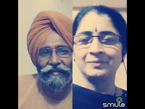 Maine pucha chand se | Mukhwinder Singh | Vrinda Wagh | Sehaj Records