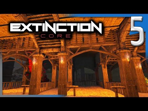 GUARDIAN GRIFFIN & BUILDING THE STABLES! From the Stream | ARK  Pooping Evolved Modded Excore S2E5