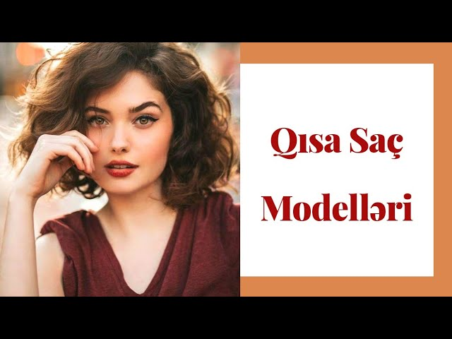 Qisa Sac Modelleri 2019 2020 Qisa Sac Kesimleri Youtube