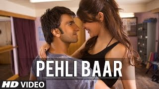 Download 'Pehli Baar'  Song | Dil Dhadakne Do | Ranveer Singh, Anushka Sharma | T-Series MP3 song and Music Video