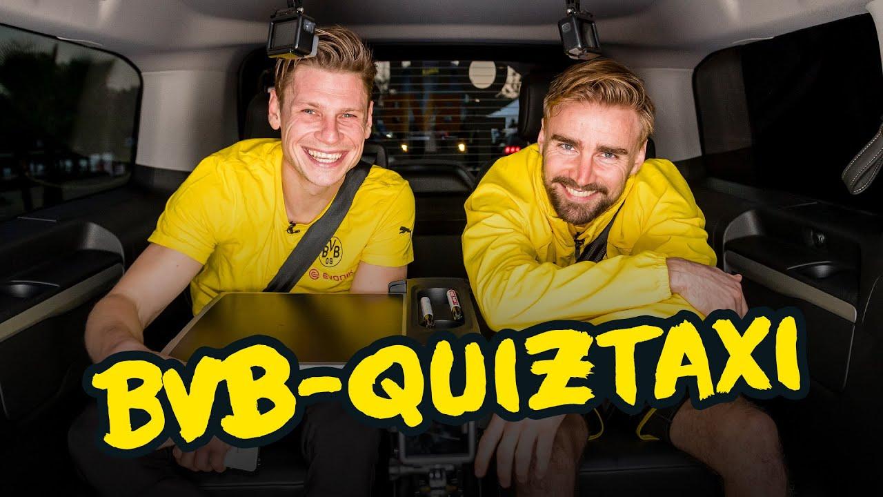 BVB-Quiztaxi in Marbella 2020 - Teil 3: Telefonjoker | Reus, Götze & Co. brauchen die Hilfe der Fans