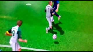 FIFA 11: dümmster Torwart ever!!! (nintendo Wii)