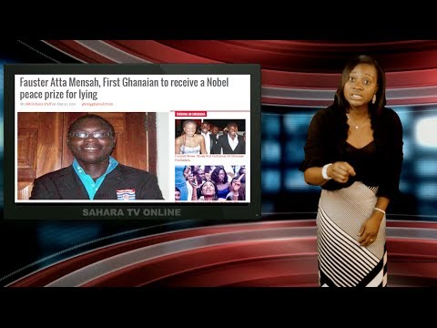 Keeping It Real With Adeola - Episode 124 (Ghanaian Wins Nobel Prize For Lying!)