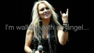Doro feat. Tarja Turunen - Walking With The Angels (with lyrics)