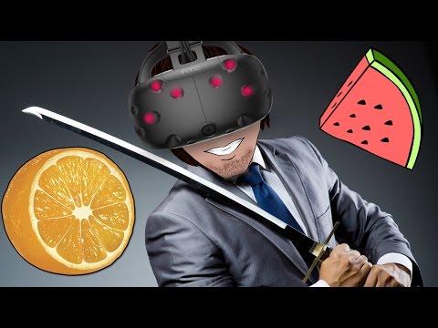 Lets Play Fruit Ninja HD - 01 - Time To Slice Some Fruit!