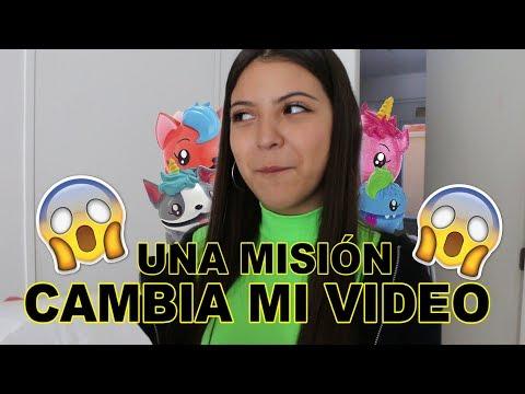😱 UNA MISIÓN INESPERADA CAMBIA MI VIDEO! 😱  FT. MAX VALENZUELA 😍| IGNACIA ANTONIA 👑