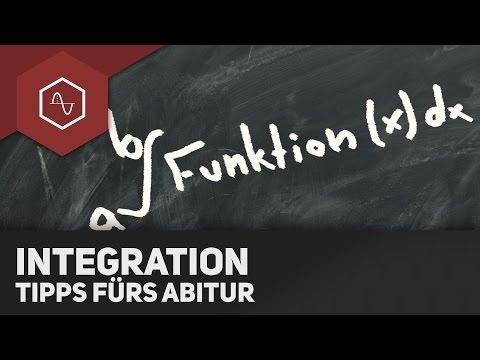 Integration - Die typischsten Aufgaben im Abitur!